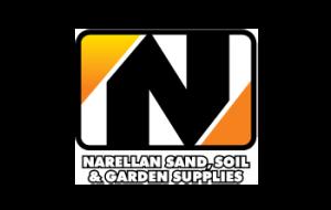 Narellan Sand and Soil Post logo